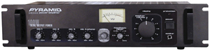 Pyramid Car Audio PA305 Amp with Microphone Input (300 Watt)