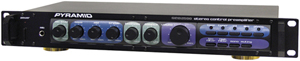 Pyramid Car Audio PR2500 Professional Home Studio Preamp
