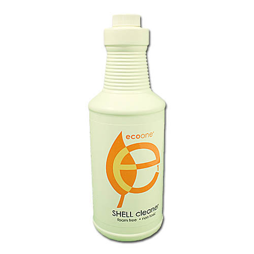Cleaning Product, EcoOne, Shell Cleaner, 1qt Bottle