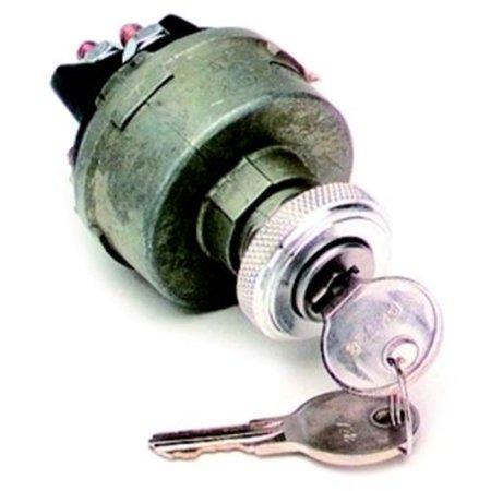 80153 Universal Ignition Switch w/Keys