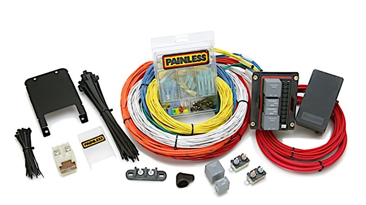 10144 Customizable Extreme Off-Road Harness - 15 Circuits