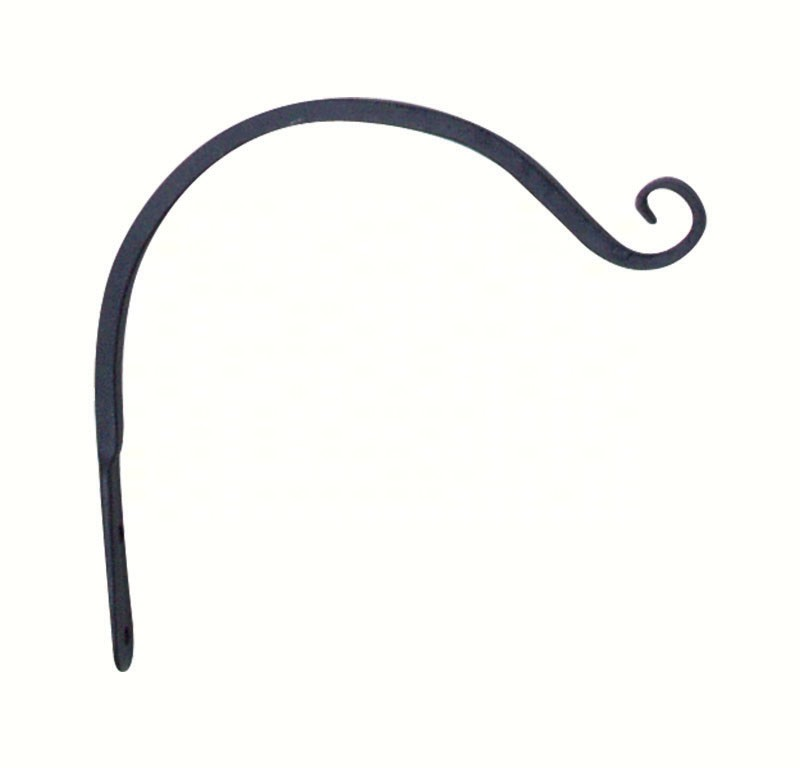 12 inch Forged Hook Curved Black