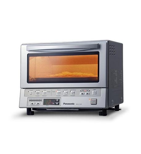 Flash Xpress Toaster Oven in Silver