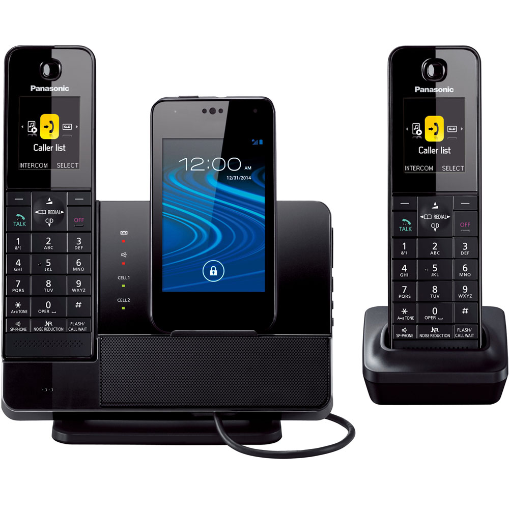 Link2Cell Dock Style- Bluetooth- 2HS- BK
