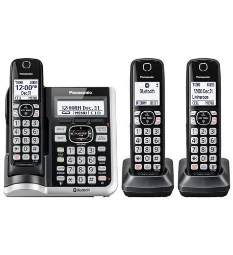 3HS Cordless Telephone- ITAD- DK- L2C- S