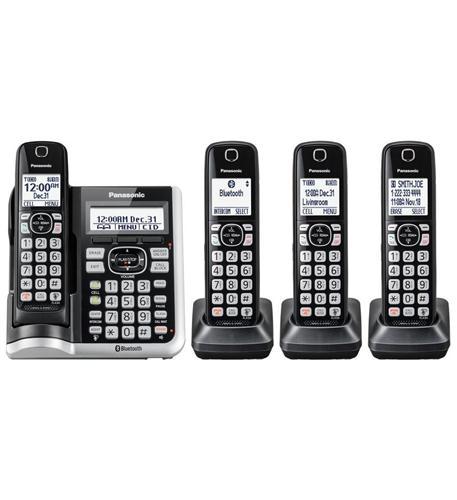 4HS Cordless Telephone- ITAD- DK- L2C- S