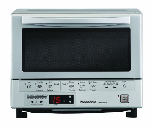 Flash Xpress Toaster Oven, Silver