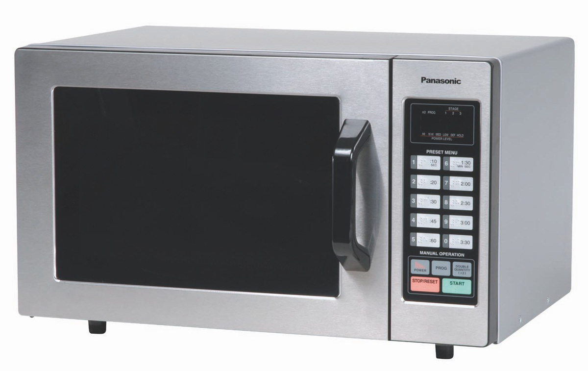 1000W Commercial Microwave Oven Programmable