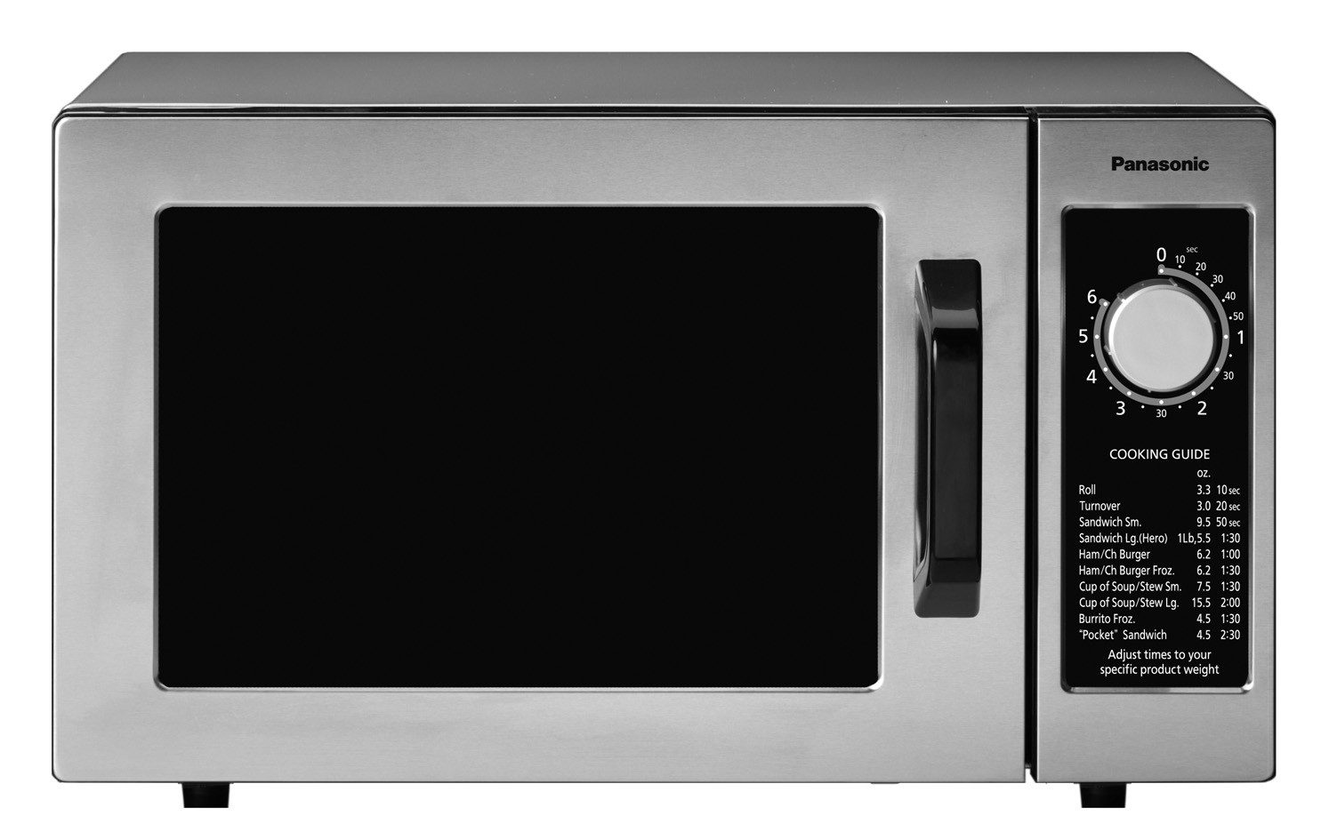 1000W Commercial Microwave Oven Dial