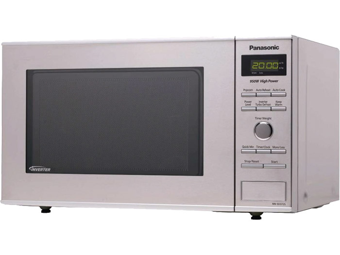 .8cf Microwave Oven Inverter Stainless Steel
