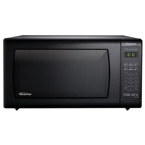 1.6cuft Microwave Oven Inverter Black