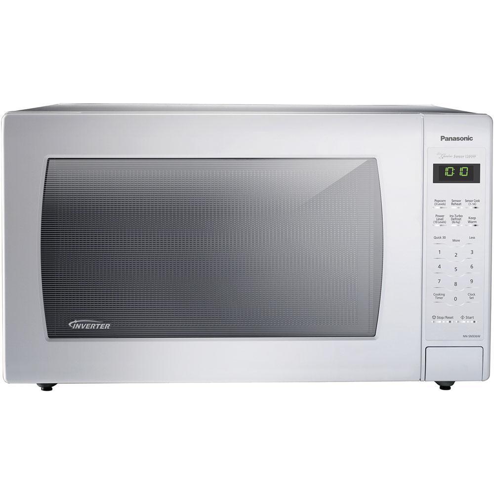 2.2cuft Microwave Oven Inverter White