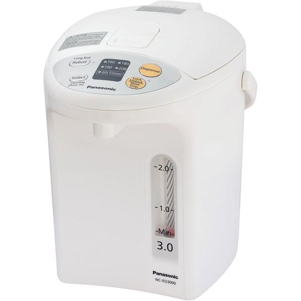 3L Electric Thermo Pot Coffee White