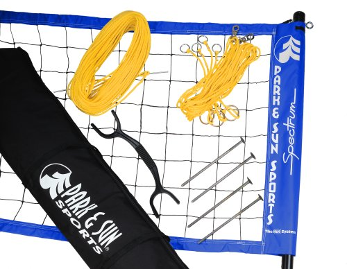 Professional Level Volleyball Net System