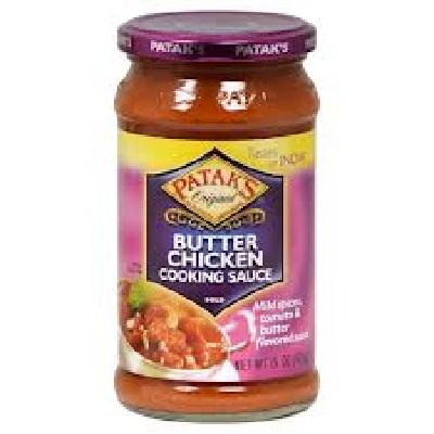 Patak Butter Chicken Cry (6x15OZ )