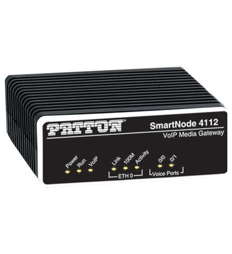 SmartNode 2 FXS VoIP Gateway SIP