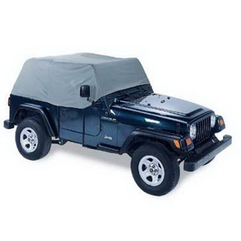 COVER, PE CANOPY YJ '92-9