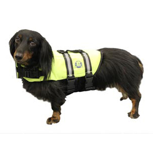 Doggy Life Jacket XS Yellow