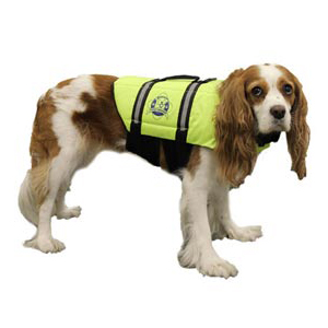 Doggy Life Jacket S Yellow