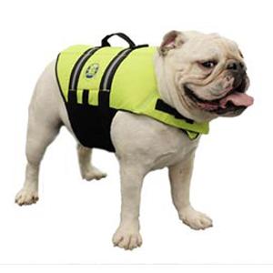 Doggy Life Jacket M Yellow