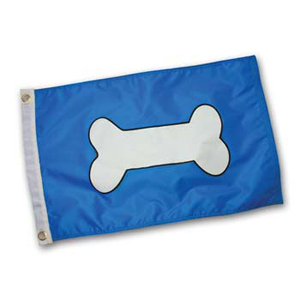 Dog Bone Flag