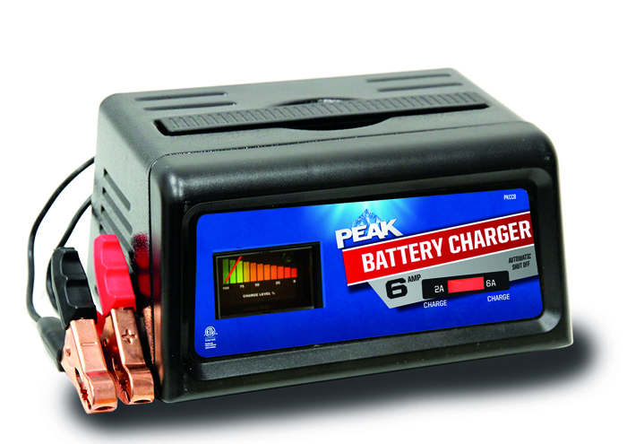 2/6 Amp Linear Battery Charger