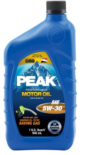 5W30 PEAK OIL CS/6
