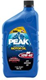 10W40 PEAK OIL CS/6