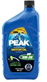 5W20 PEAK OIL CS/6