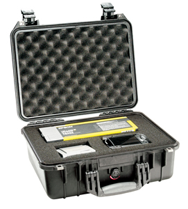 Pelican 1450-000-110 Case w/Foam for Camera