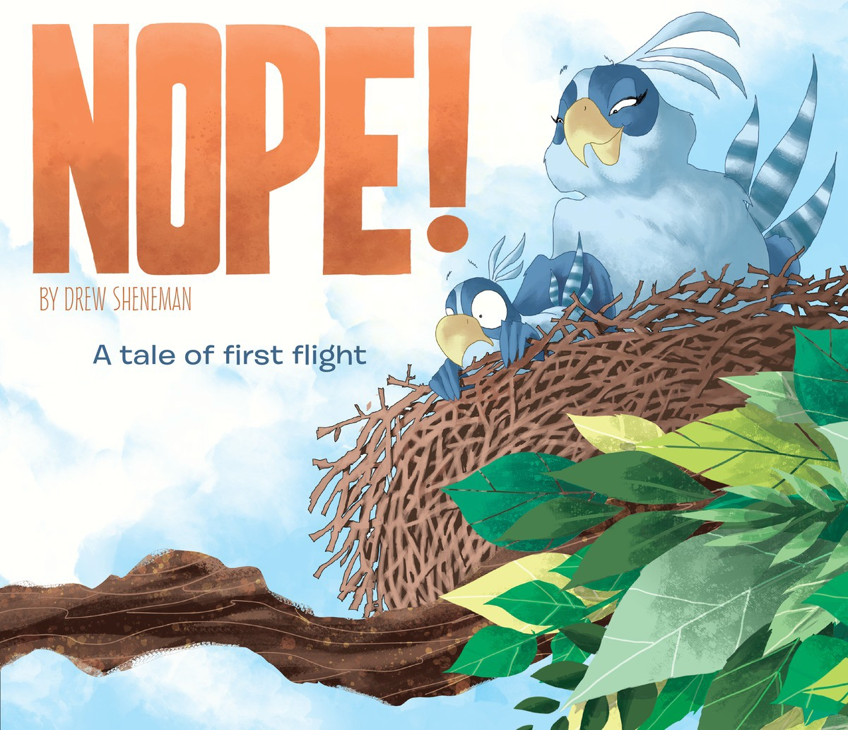Nope (A tale of first flight)