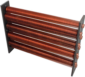 HEAT EXCHANGER, LESS HEADS 250