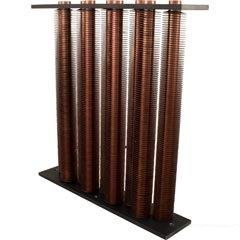 HEAT EXCHANGER LESS HEADERS - 200