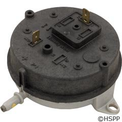 AIR PRESSURE SWITCH, 0-2999 FT, MODEL 200