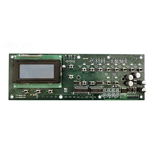UOC MOTHERBOARD 8AUX P&S REPLACEMENT EASYTOUCH