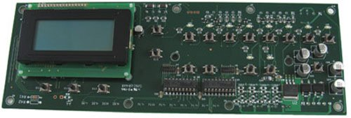 UOC MOTHERBOARD 4AUX P&S REPLACEMENT EASYTOUCH
