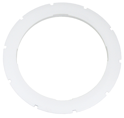 FACE RING, AQUALUMIN III - WHITE