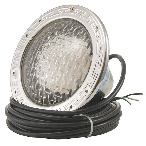 Light, Full Size, Pentair Amerlite, 12V, 300W, 50' Cord, Stainless Face