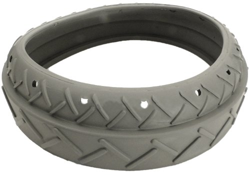 RUBBER TIRE, GRAY
