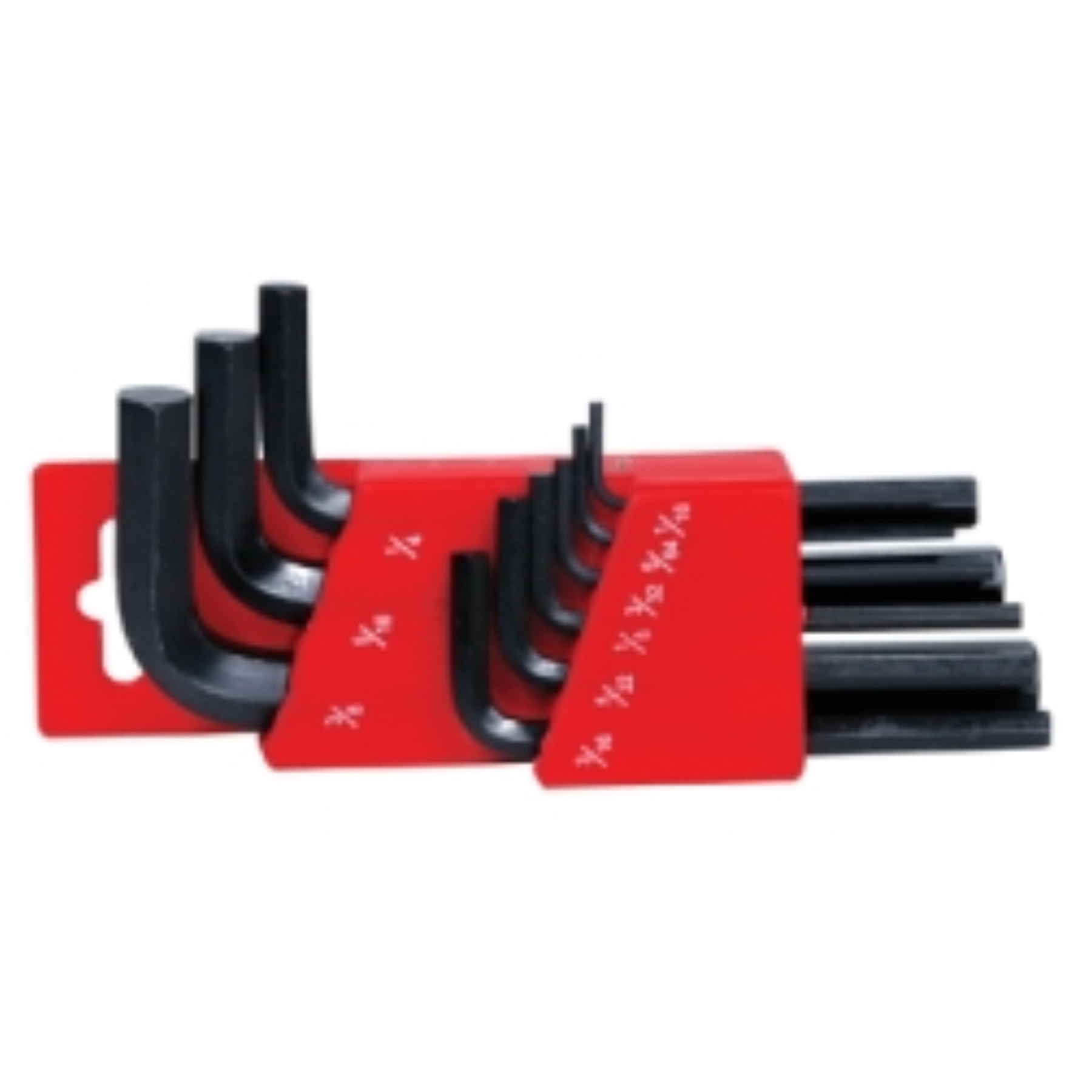 9 PC HEX KEY SET SAE