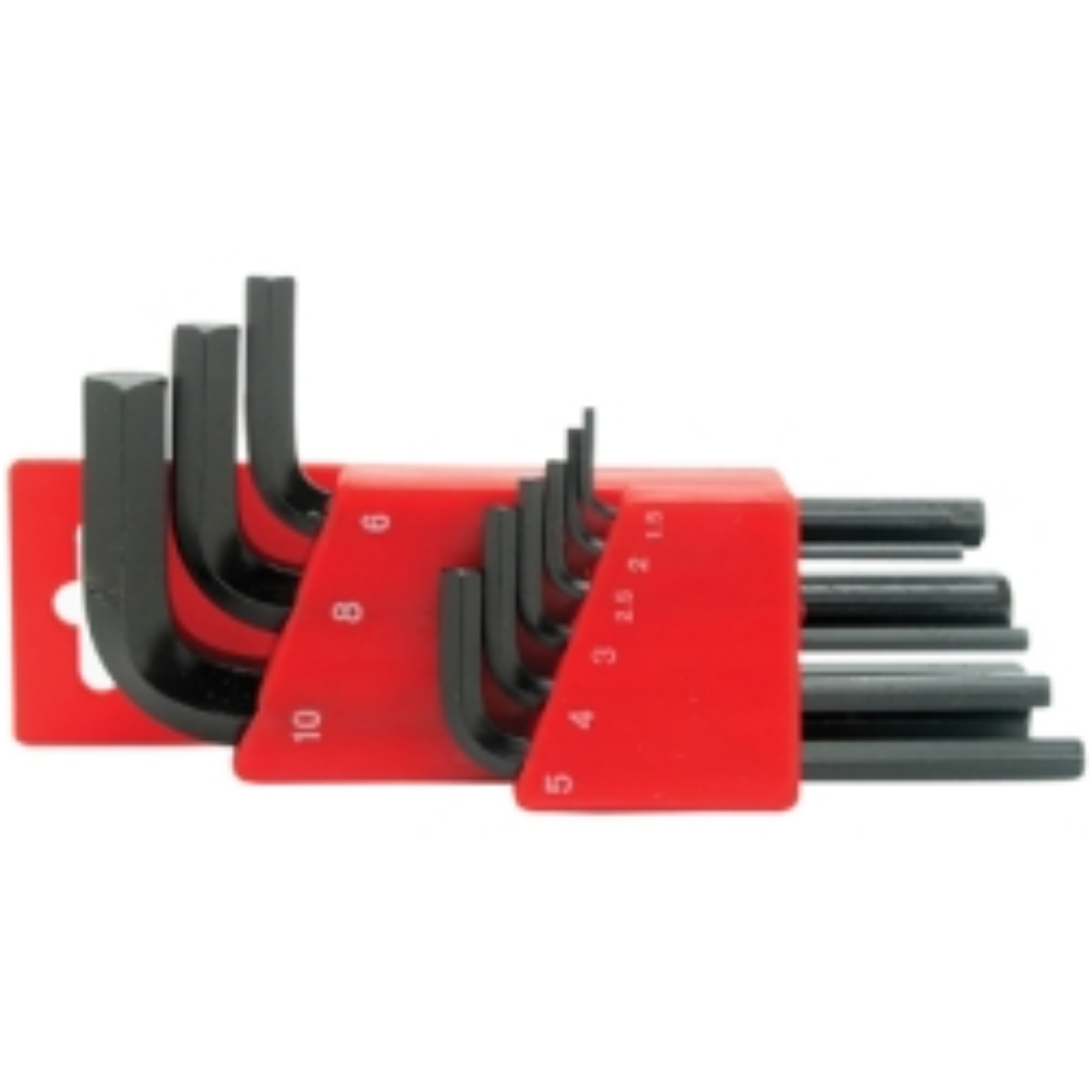 9 PC HEX KEY SET MM