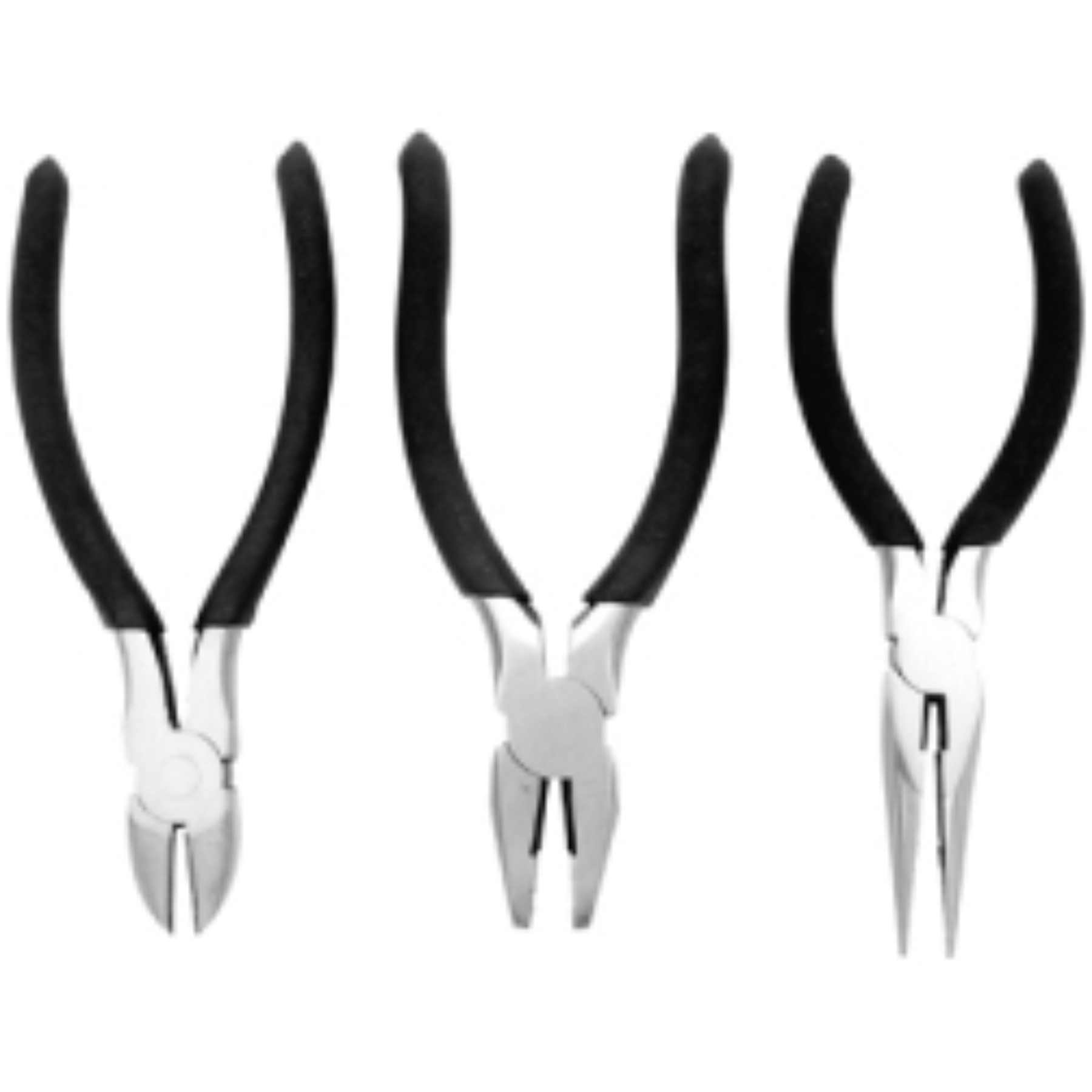 3 PC PLIERS SET