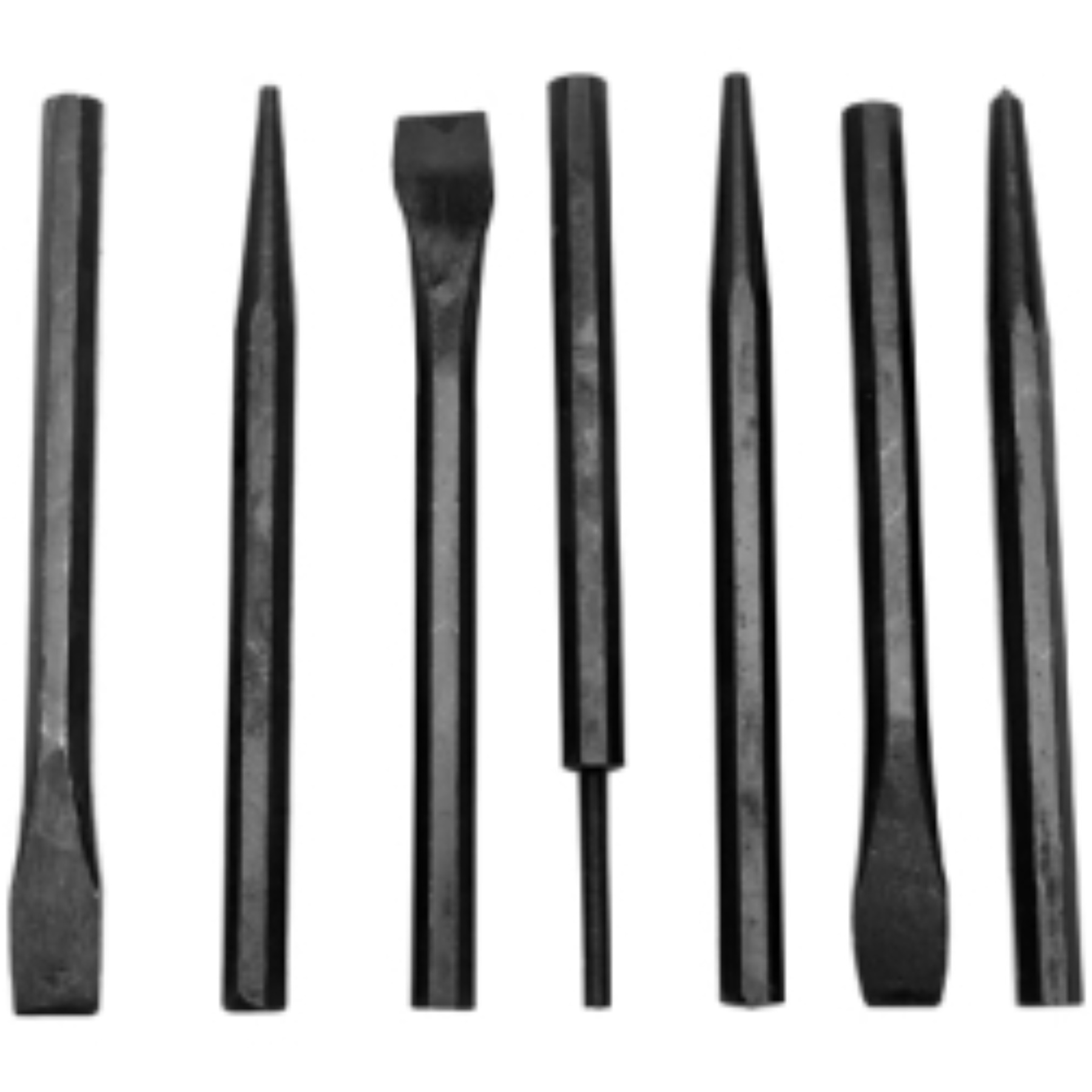 7 PC PUNCH & CHISEL SET