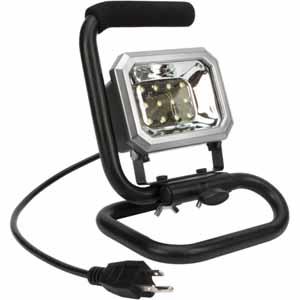 120V PORTABLE LED WLITE