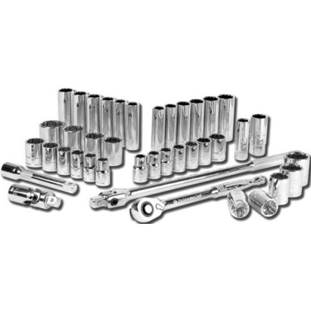 40PC 1/2 DR MECHANICS SET