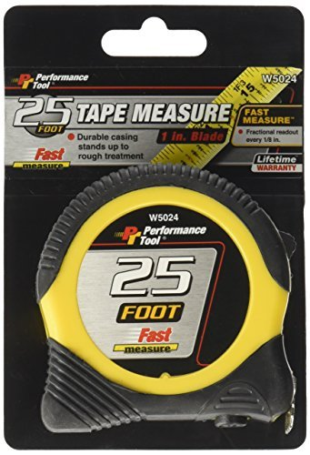 25 X 1 TAPE MEASURE