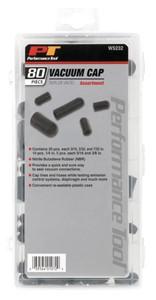 80PC VACUUM CAP ASST