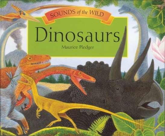 Sounds of the Wild Dinosaur