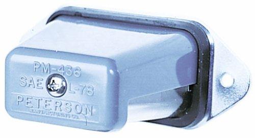 436 License Plate Light