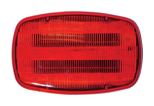 LED WARNING LIGHT RED
